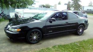 2002 Pontiac Grand Prix gtp supercharged Coupe (2 door)