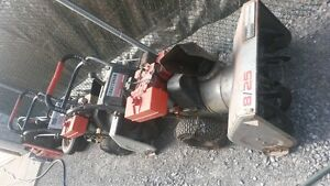 String trimmers, blowers, tractor parts