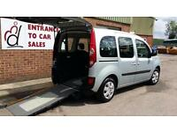 2012 Renault Kangoo Wheelchair Disabled Accessible Vehicle Car