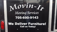 *Movin-It* Your #1 budget friendly movers! Insured & Reliable