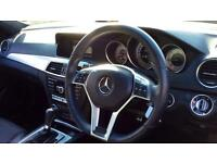 2013 Mercedes-Benz C-Class C220 CDI BlueEFFICIENCY AMG Sp Automatic Diesel Saloo