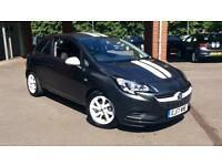 2017 Vauxhall Corsa Special Eds 1.4 (75) Sting 3dr Manual Petrol Hatchback