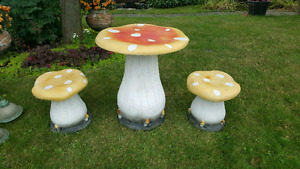 Table champignon