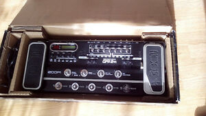 Zoom G9.2tt Twin Tube Guitar Multi-Effects Pedal/USB Interface