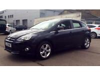 2012 Ford Focus 1.6 Zetec 5dr Manual Petrol Hatchback
