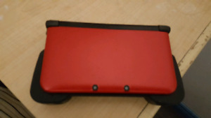 3DS XL Red/Rouge