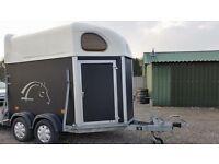Cheval Liberte double horse trailer box lightweight 2010