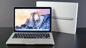 MacBook Pro (Retina, 13in, Still under warranty!)