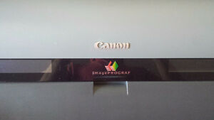 Canon ipf 6400 large format  excellent conditions