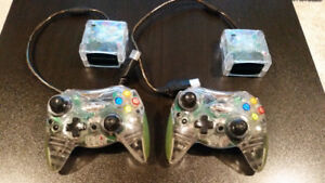 Wireless Original Xbox Controllers