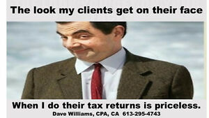 TAX, BOOKKEEPING & ACCOUNTING, CPA, CA