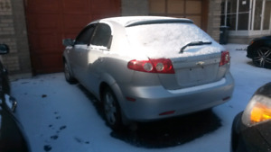 2005 CHEVY OPTRA LOW KM 78000