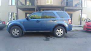 FORD ESCAPE 2010 117 000 KMS