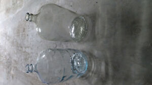 3 glass carboys