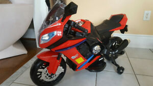 Ride-On SportBikes, Police Trikes, 6 Volt, Toys