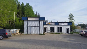 buildings 6374 sq ft, Business, equip and Vehicles, trailers