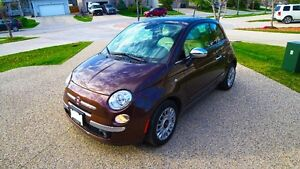 2014 Fiat 500 Coupe (Extremely low mileage)