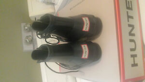 Hunter Boots sz 6 Worn once