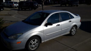 Ford Focus 2002 for sale by owner.