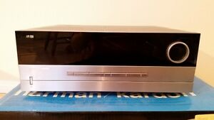 Harman Kardon AVR 645 Home Theater Receiver and disc changer