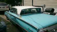 1964 Mercury Montclair 25th anniversary edition