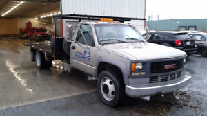 Chevrolet 3500 plate forme