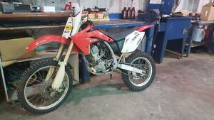 2009 CRF 150 RB,,3500$ OBO