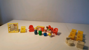 FISHER PRICE vintage 761 nursery