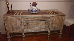 commode madamme antique