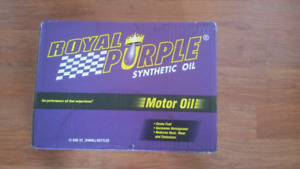 Royal Purple 20W-50 HPS case of 12 qts
