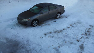 2002 Toyota Camry Familiale
