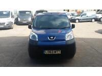 2014 Peugeot Bipper 1.3HDi 75 S 2014 / 63 PLATE Panel Van NO VAT NO VAT