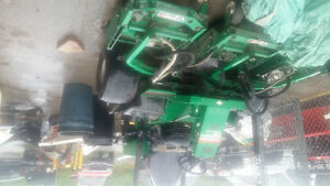 38HP ransomes 250 fairway mower