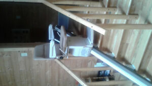 Mobility stair lift