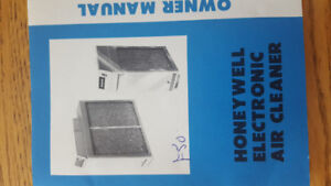 Honeywell electronic filters
