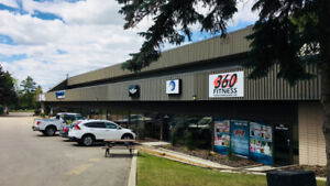 * Warehouse Space for Lease in Sherwood Park