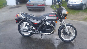 1984 honda cx650e awsome bike!