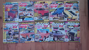 Mopar Collector Guide Magazine 30 Issues