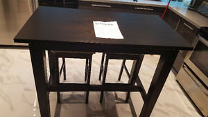 LIKE NEW IKEA STORNAS BAR TABLE
