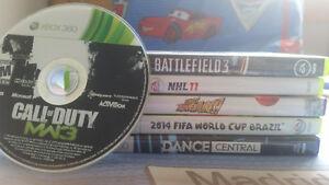 Xbox 360 GAMES!