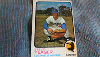 Steve Yeager baseball card(rookie) Saint John New Brunswick Preview