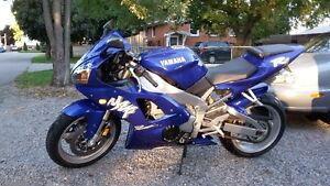 Yamaha YZF for 5000$ or trade