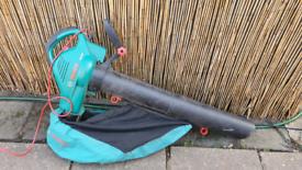 Bosch leaf blower and vacuum ALS25