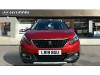 2019 Peugeot 2008 1.2 PureTech Allure Premium 5dr [Start Stop] Petrol Estate Est
