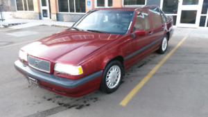1995 VOLVO 850 GLE IMACULATE CONDITION
