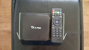 Tx3 pro android box