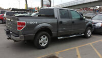 2010 Ford F-150 XLT Pickup Truck V8 4.6L 4WD Crew 5.5ft box