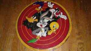 Looney Tunes Group Picture Metal Sign