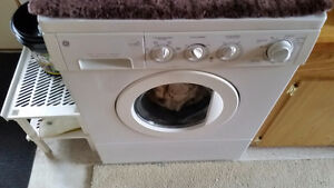 GE Washer and Dryer - both front loading