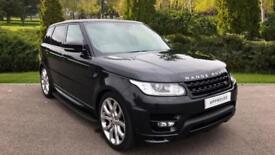 2014 Land Rover Range Rover Sport 5.0 V8 S/C Autobiography Dynam Automatic Petro